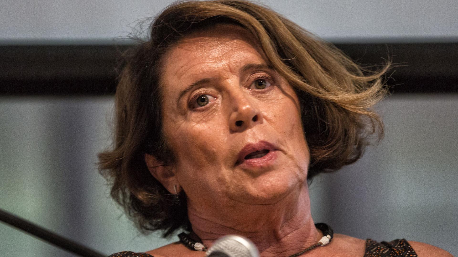 """""""Perder a Coleção Berardo é gravíssimo"""" diz ex-ministra da Cultura"""