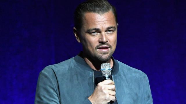Leonardo DiCaprio poderá protagonizar filme de Guillermo del Toro