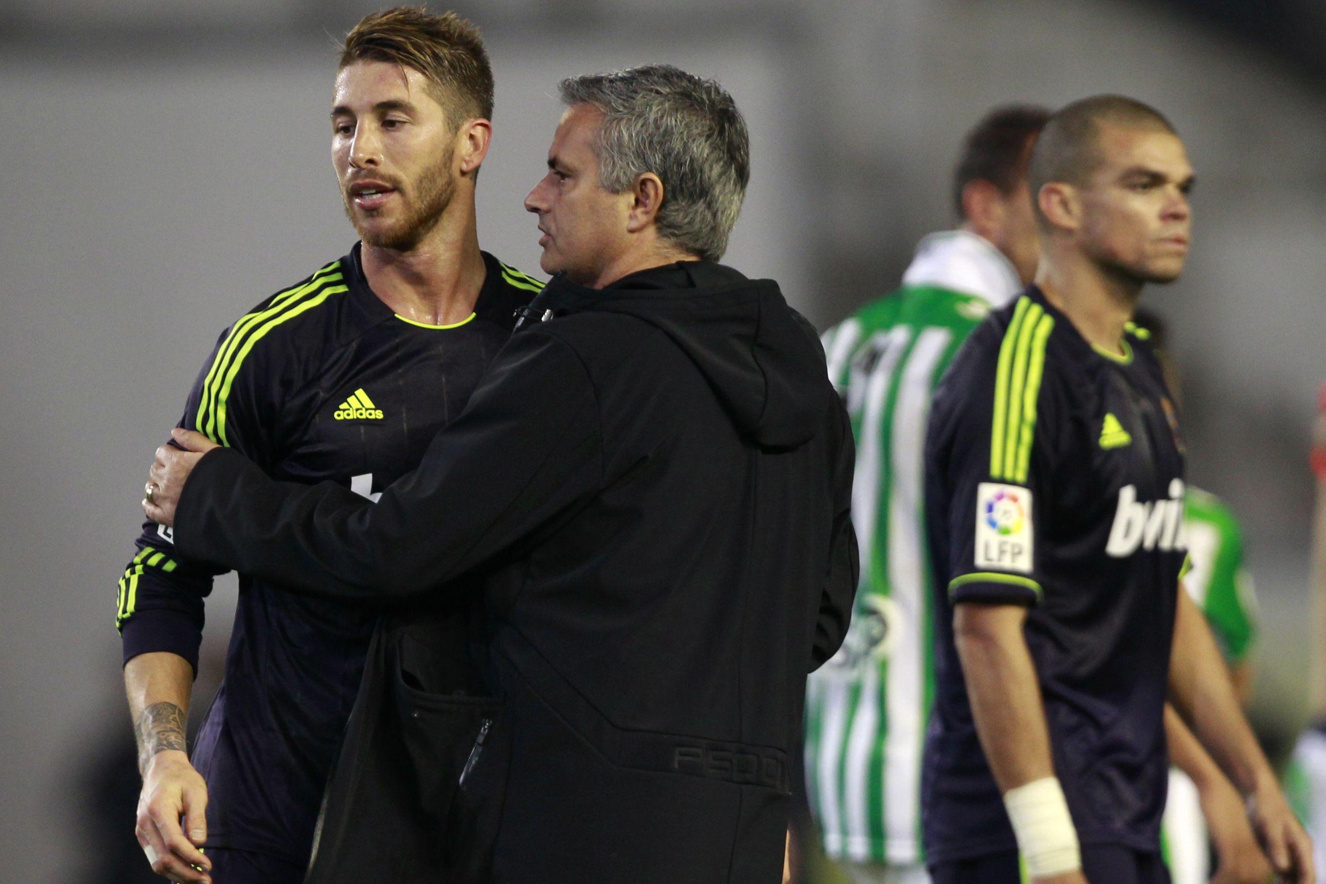 Ramos será a primeira vítima se Mourinho regressar ao Bernabéu