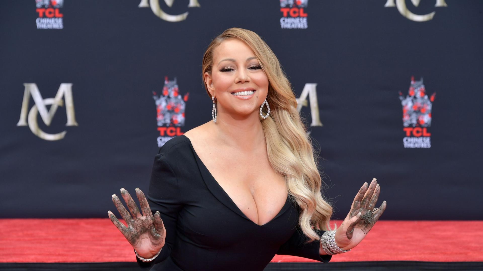 Mania de diva funcion rios queixam se das exig ncias de mariah carey - Mariah carey diva ...