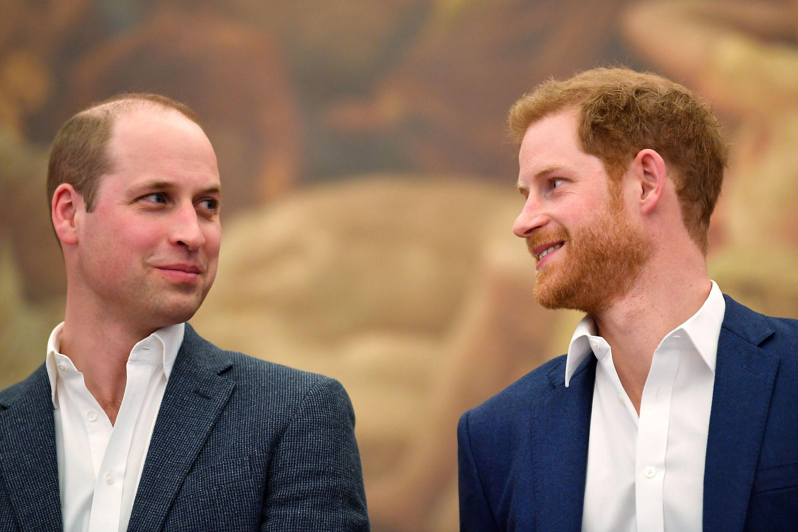 Príncipe Harry ficou magoado com William. Porquê?