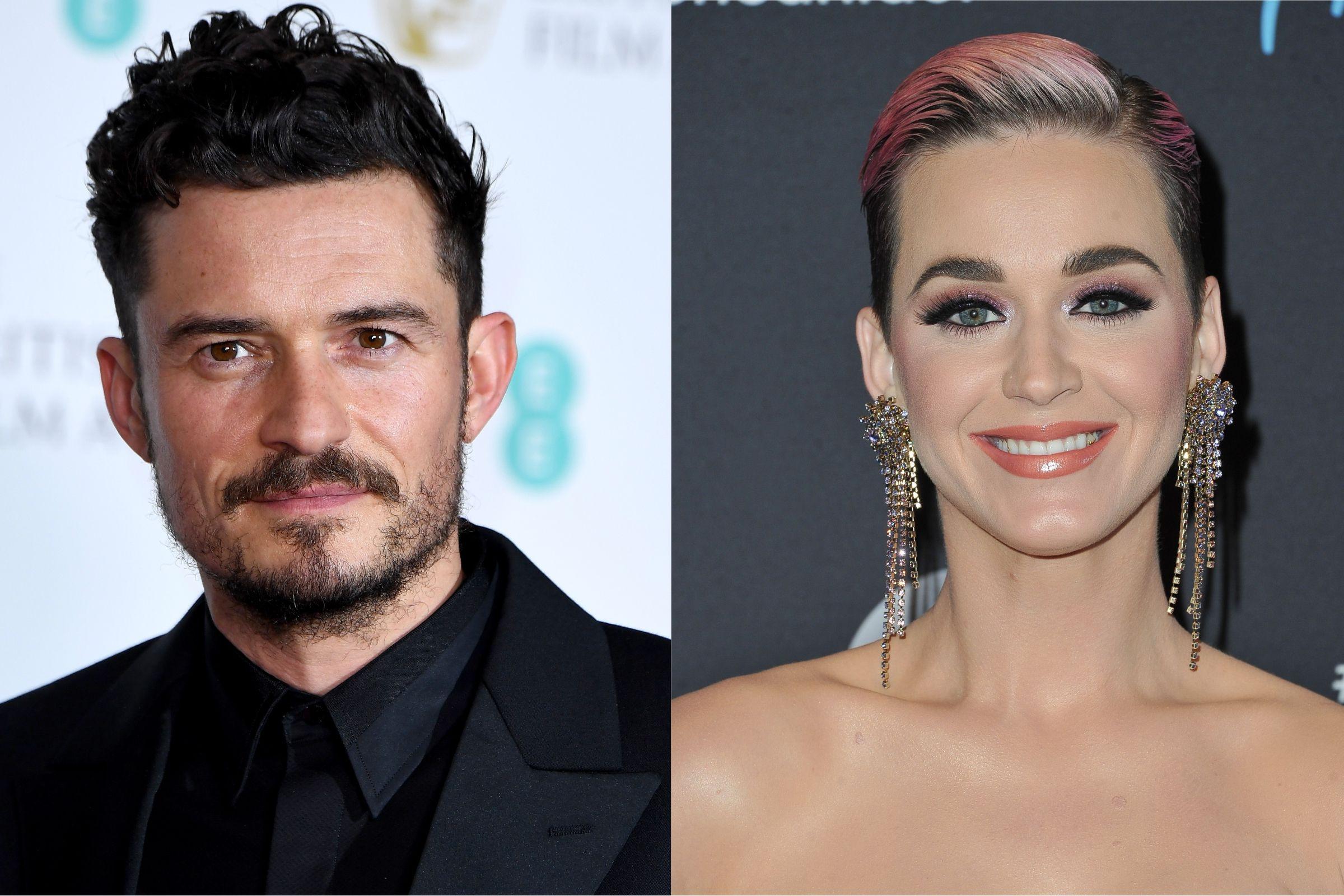 Katy Perry deitou fora objeto pessoal do namorado com mais de dez anos