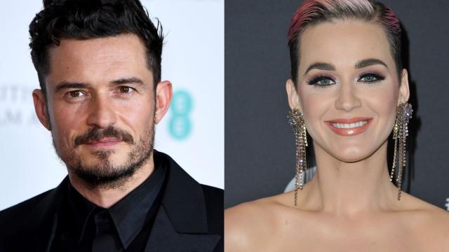 Os planos de Katy Perry e Orlando Bloom para o casamento