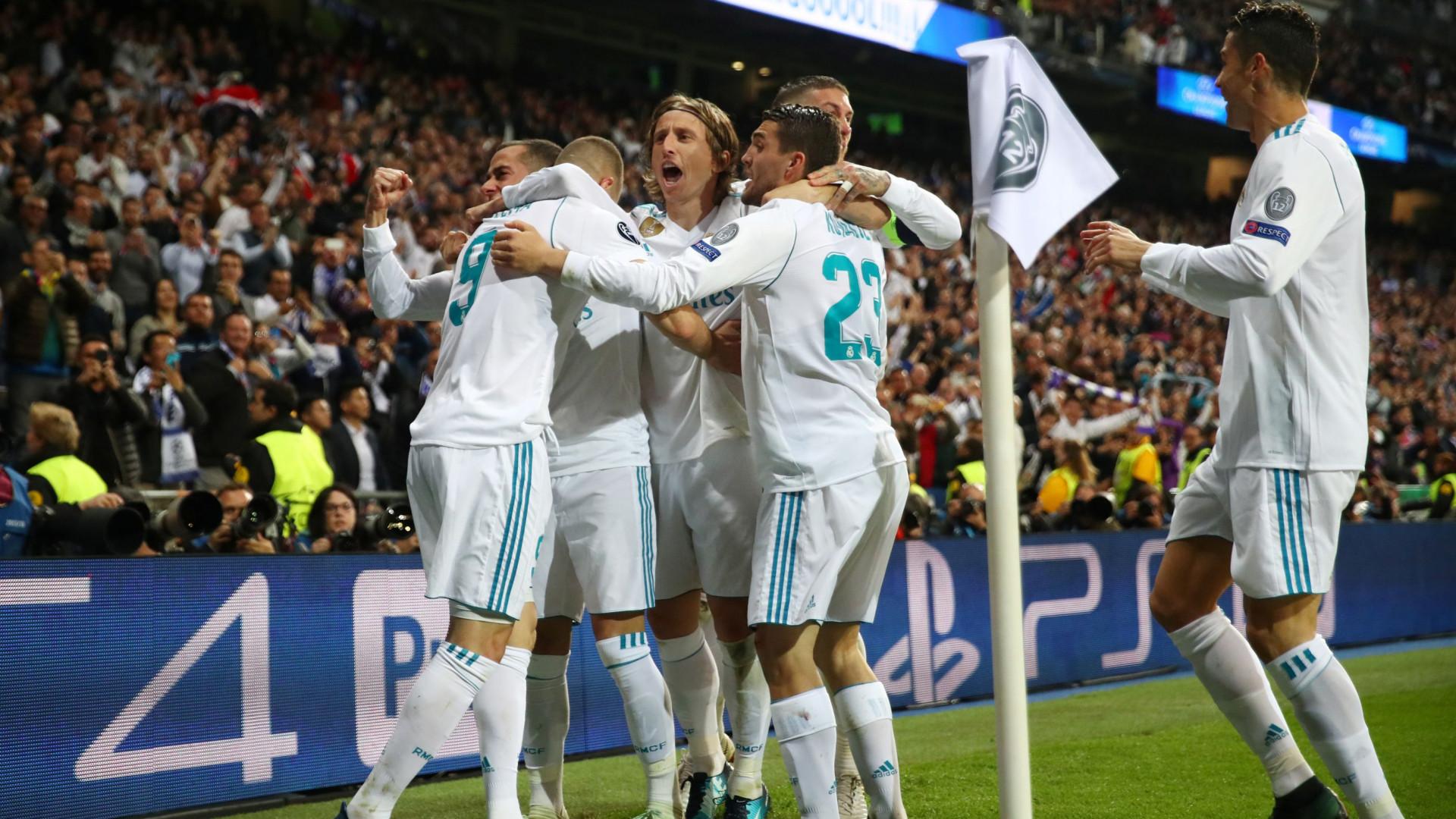dd751590ca99e Real Madrid garante bilhete para Kiev num jogo de emoção até final