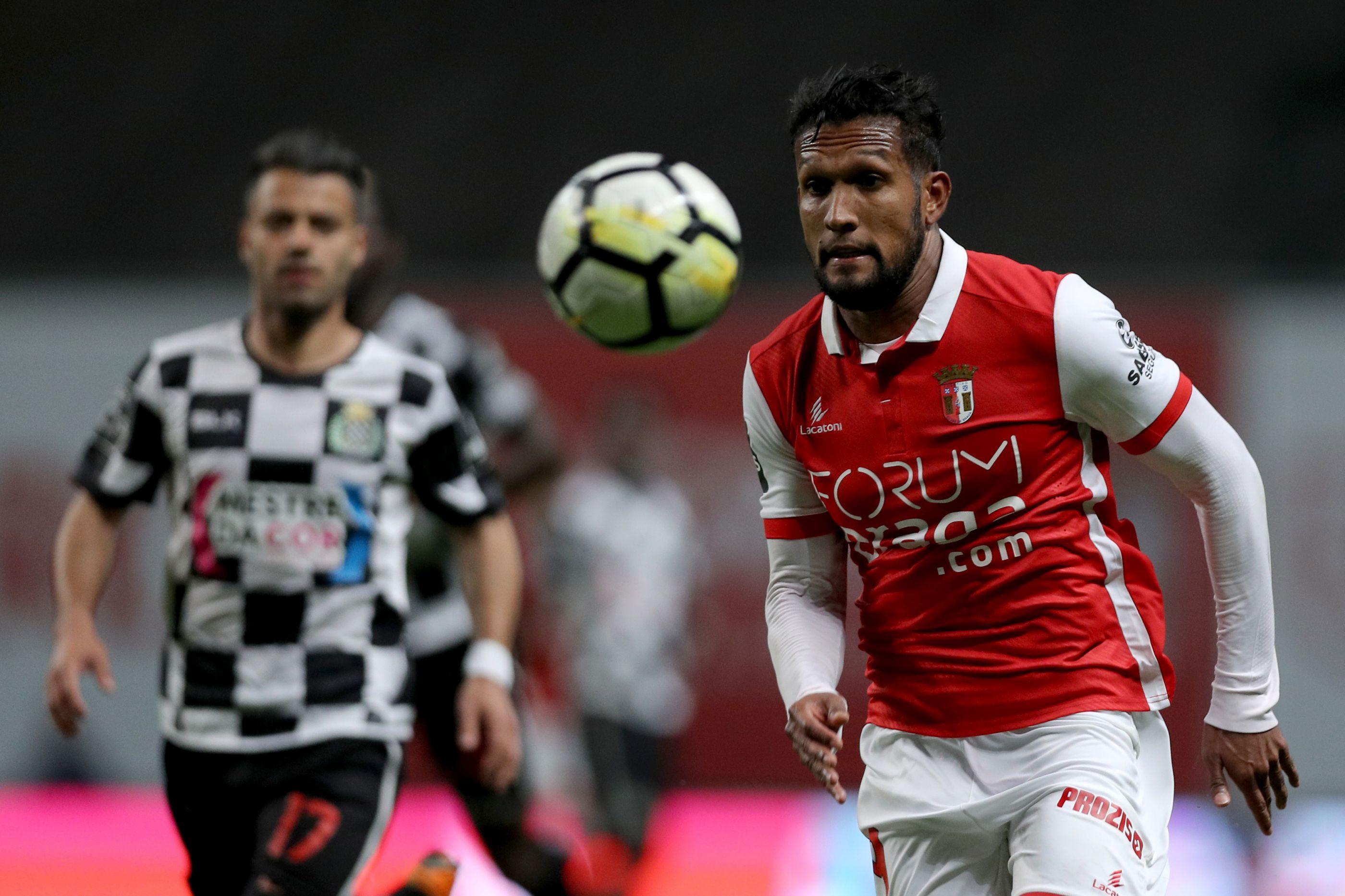 """O pensamento de Dyego Sousa às portas da Seleção: """"Vou jogar com o homem"""""""
