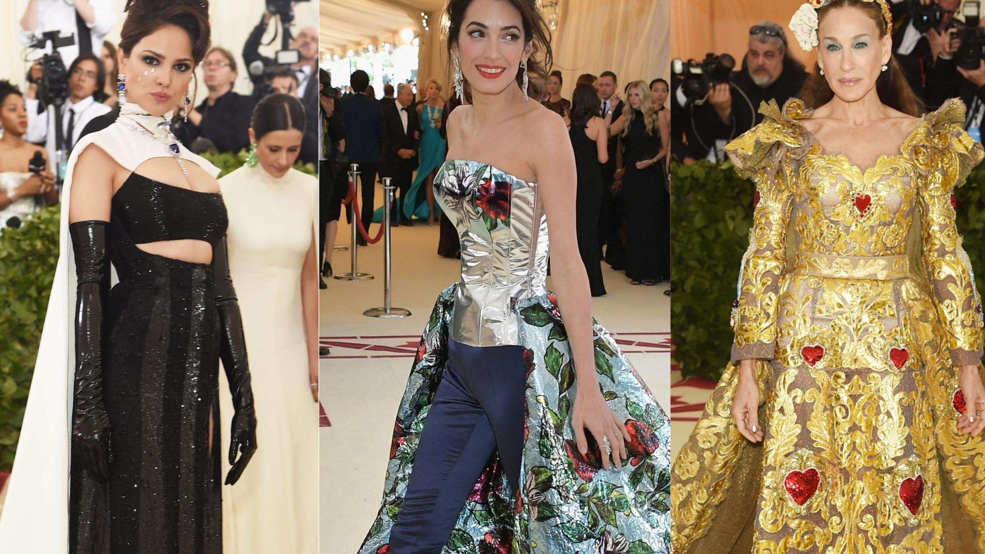758eb7b309 Eis os piores looks das celebridades na Met Gala 2018
