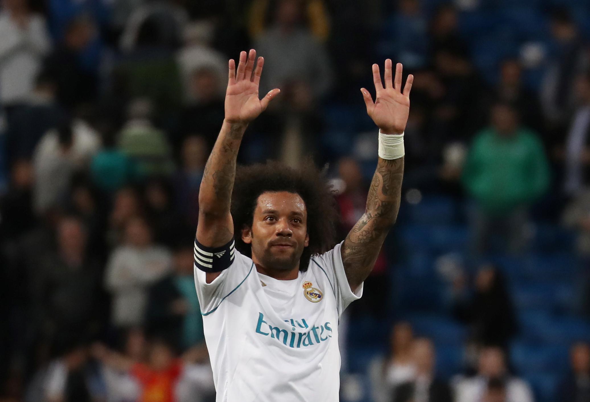 Marcelo já 'avisou' o Real Madrid que quer sair. Juventus é o destino