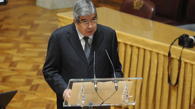"""""""O melhor da democracia ainda está para vir"""", realça Ferro Rodrigues"""