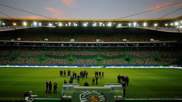 Vice-presidente do Sporting deixa recado às contas de Benfica e FC Porto