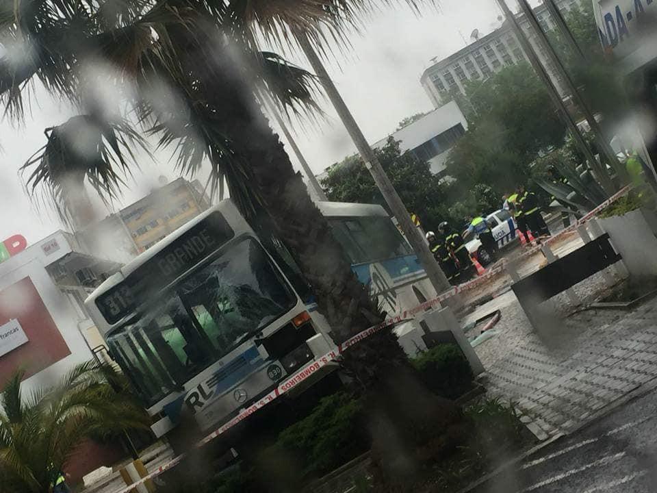 Autocarro despista-se junto a aeroporto de Lisboa. Há 22 feridos