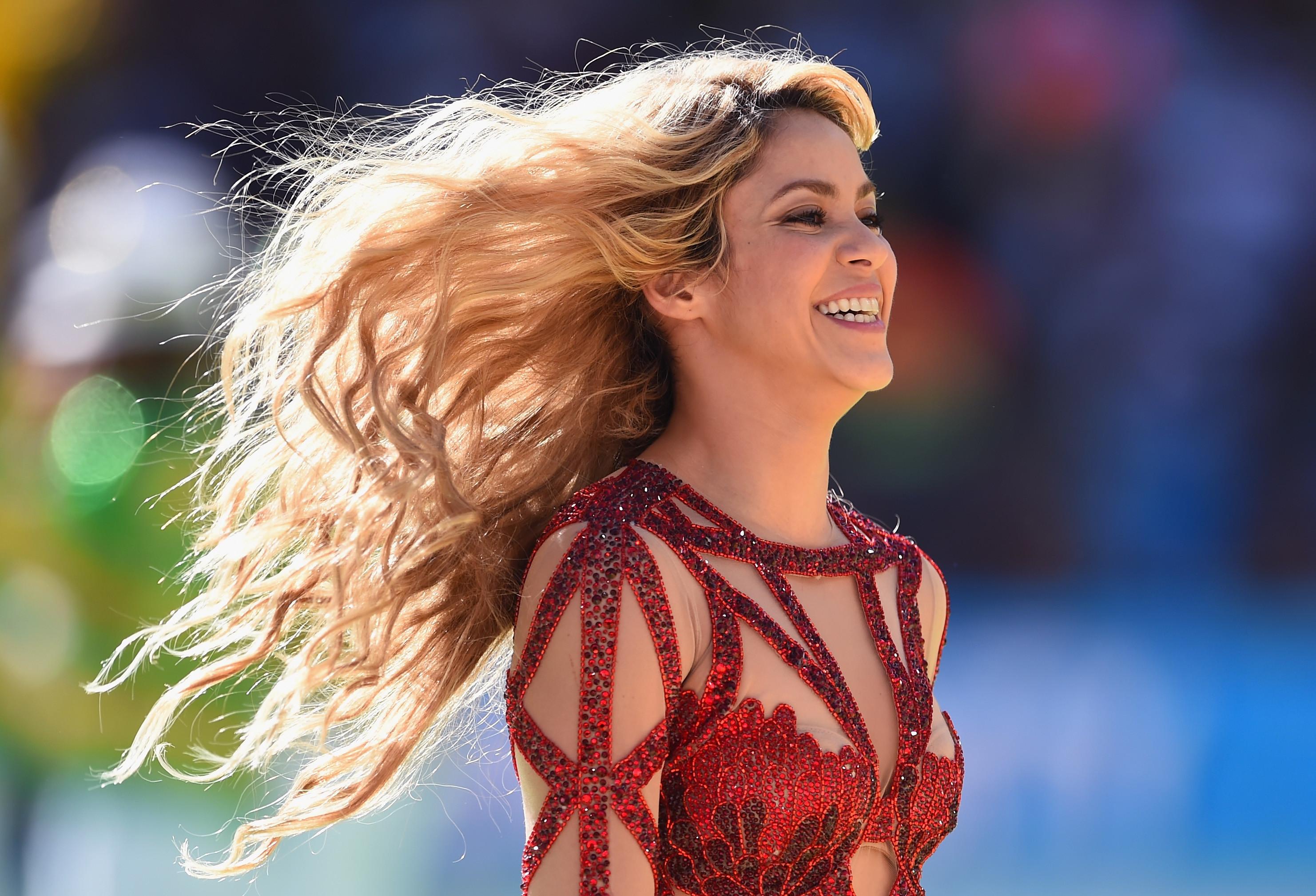Filho de Shakira cresceu a 'olhos vistos'. Palavra da cantora