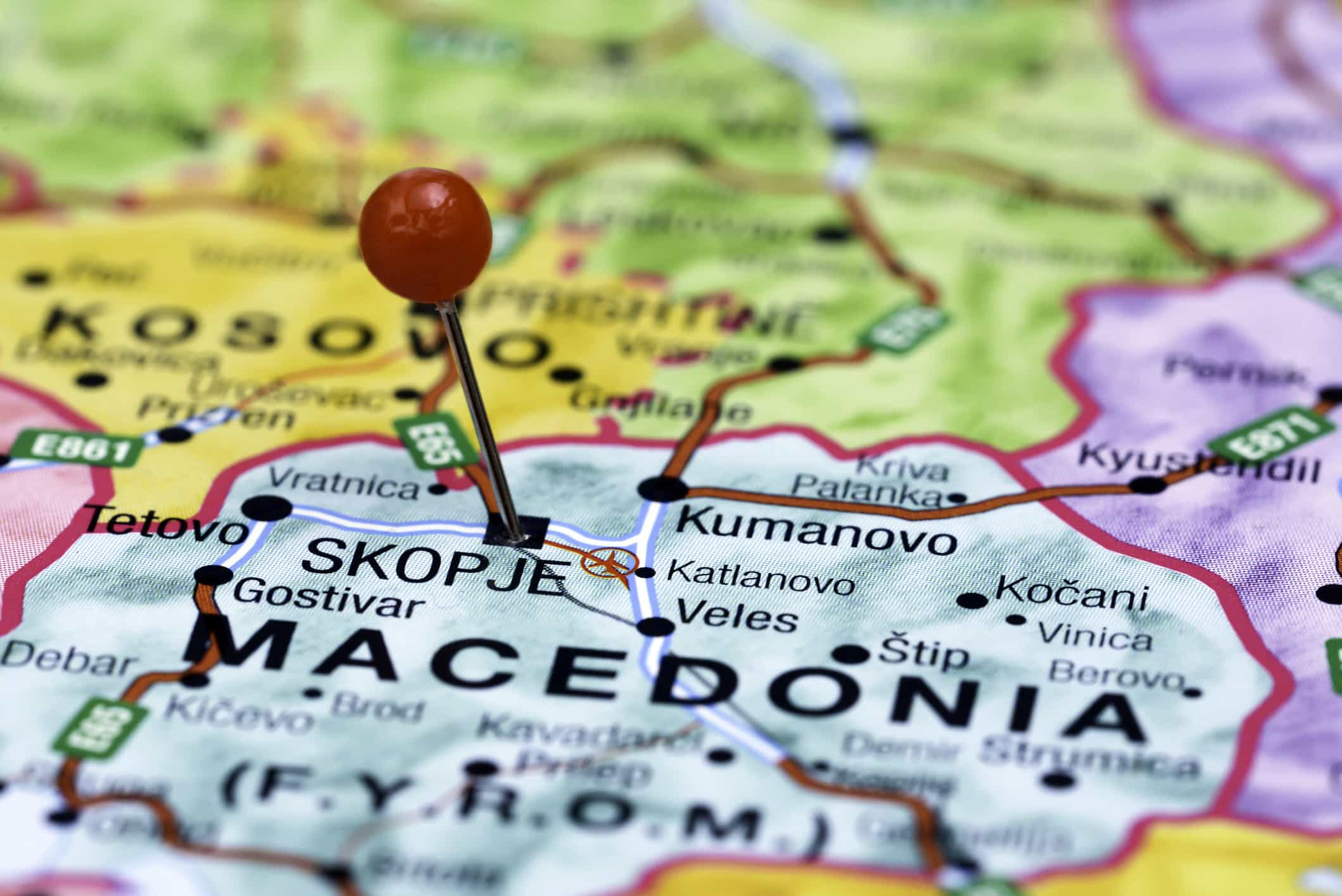 Portugal congratula-se com decisão da Grécia sobre nome da Macedónia
