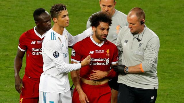 Juve quer 'caçar' Salah ao Liverpool por números estratosféricos