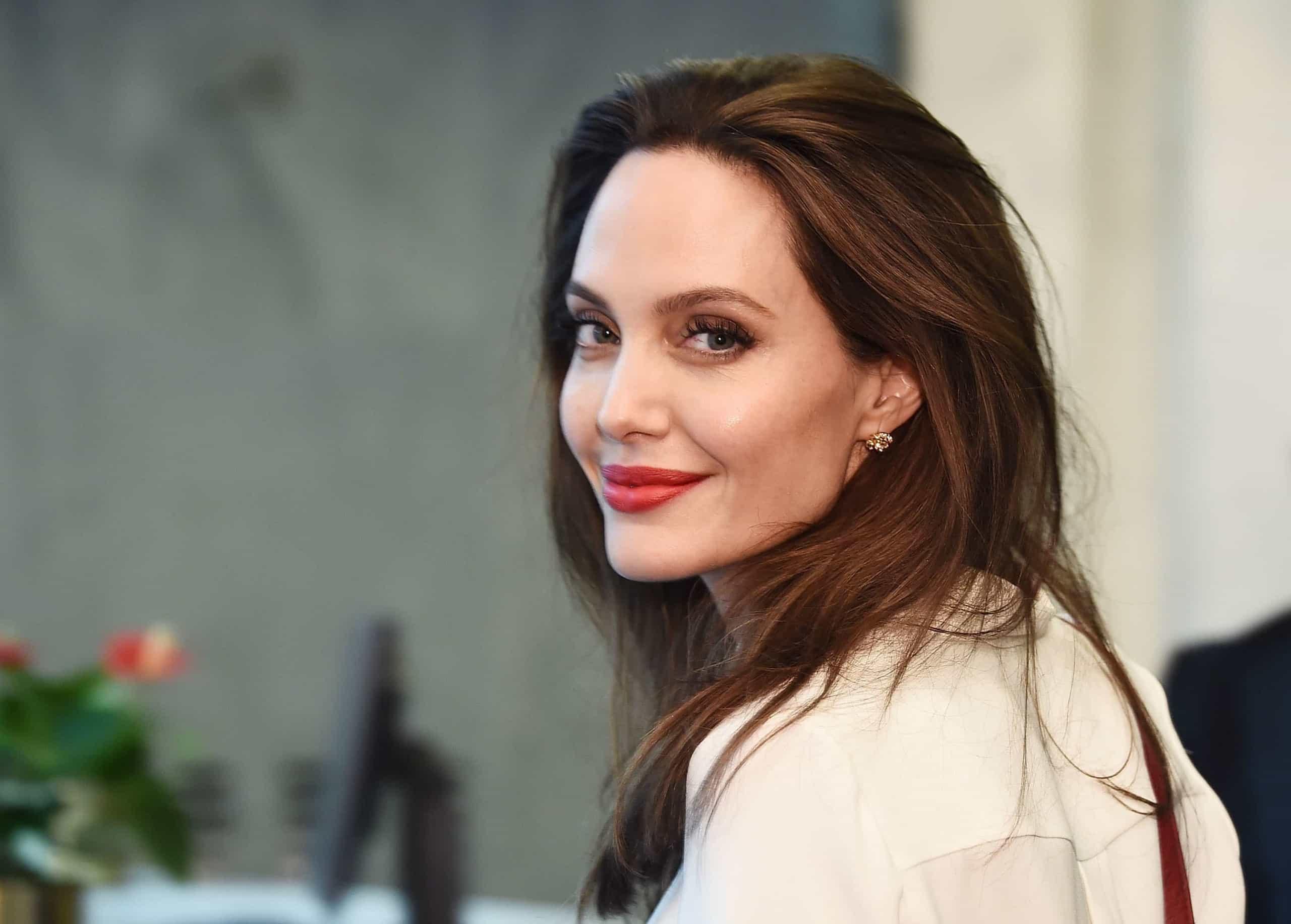 Filhos de Angelina Jolie estão cada vez mais crescidos