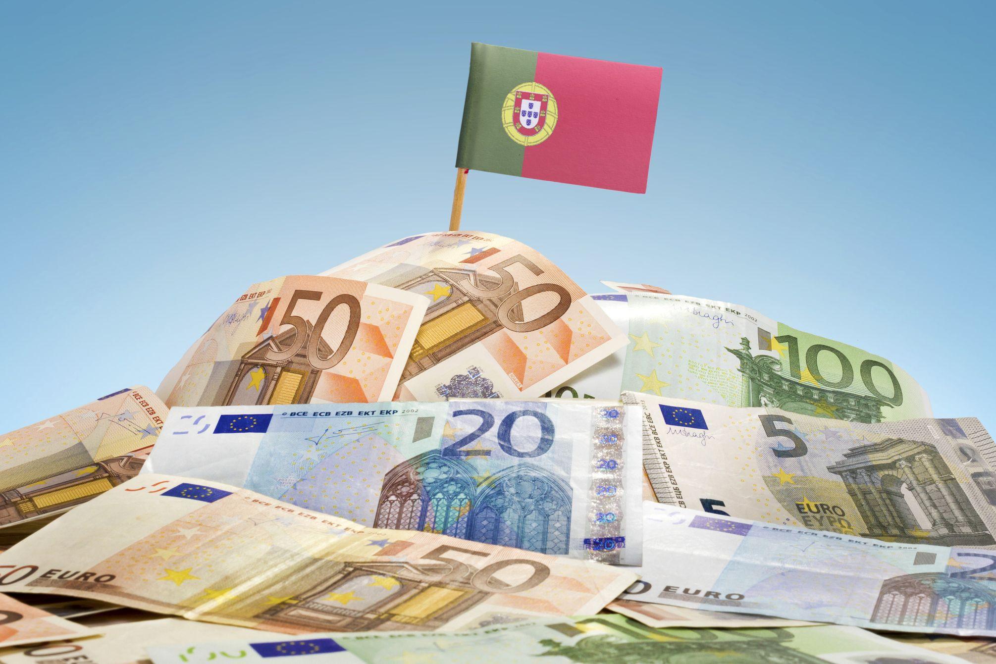 Juros da dívida de Portugal caem a dois, cinco e 10 anos
