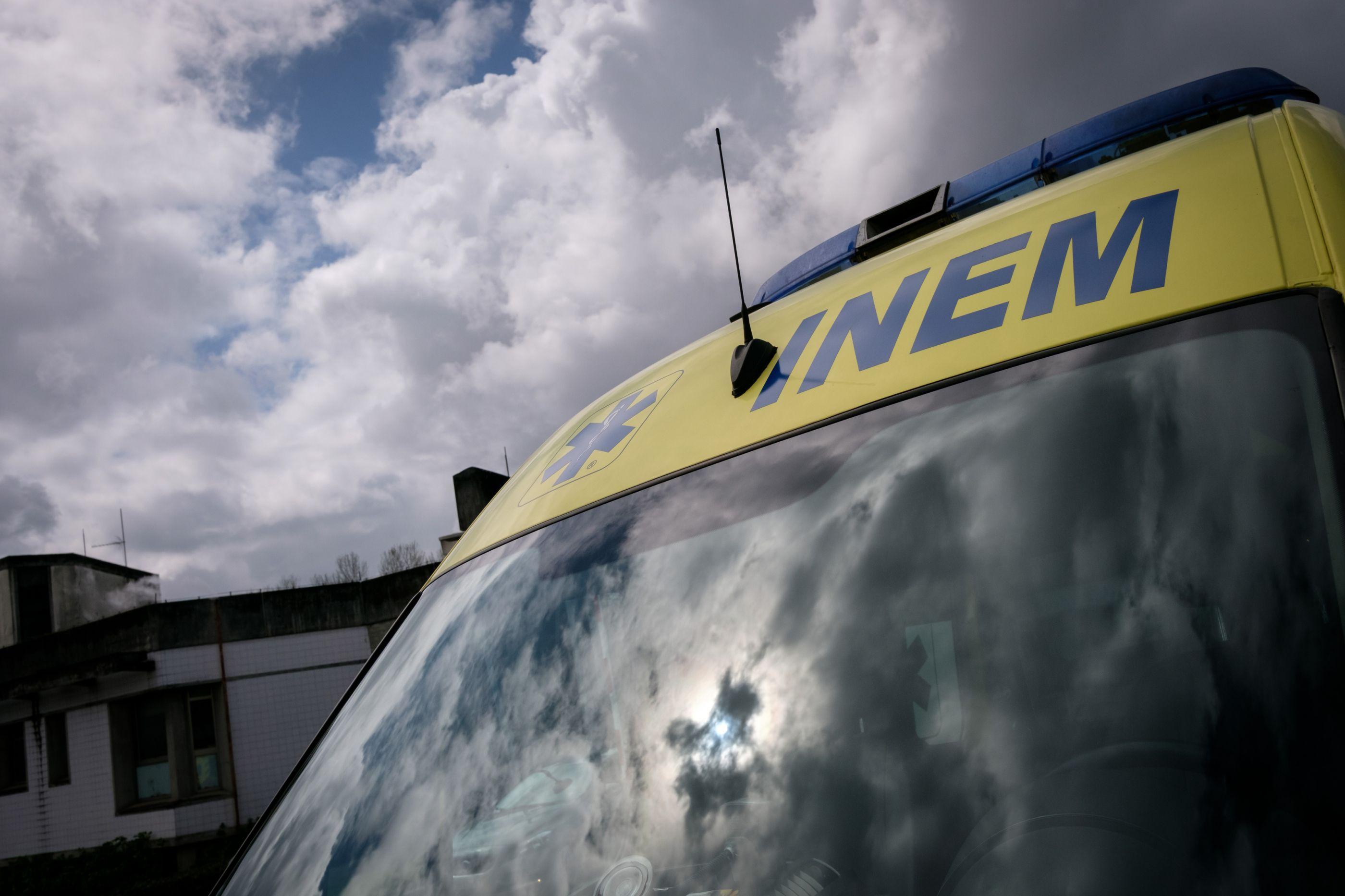 Homem em estado grave após atropelamento em Faro