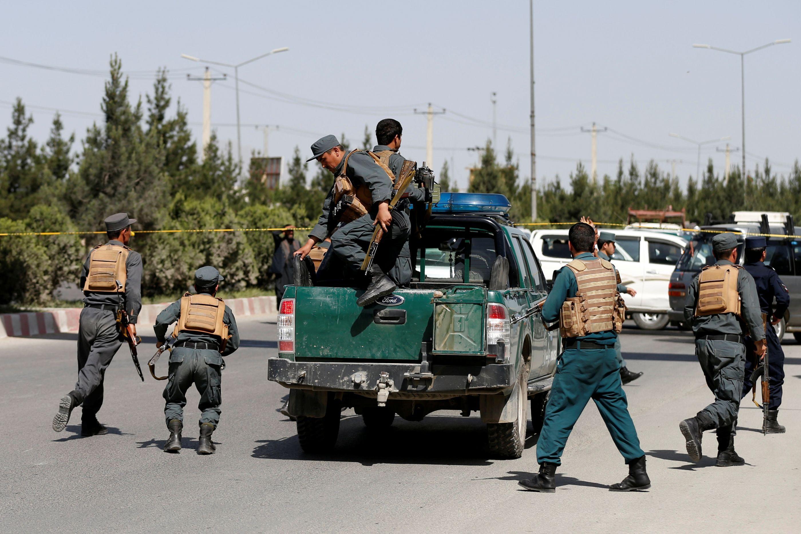 Dois soldados norte-americanos mortos no Afeganistão