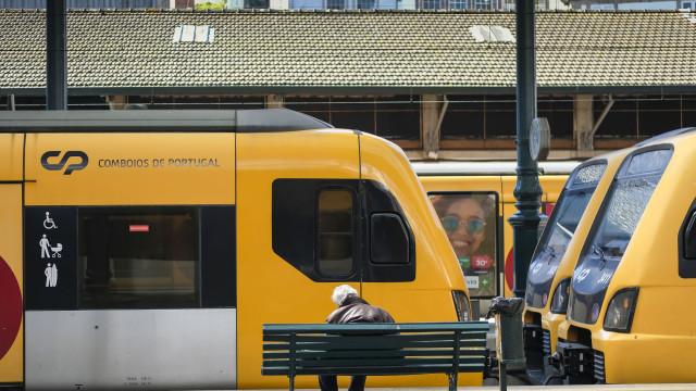 Todos os comboios de longo curso e regionais até às 8h00 suprimidos