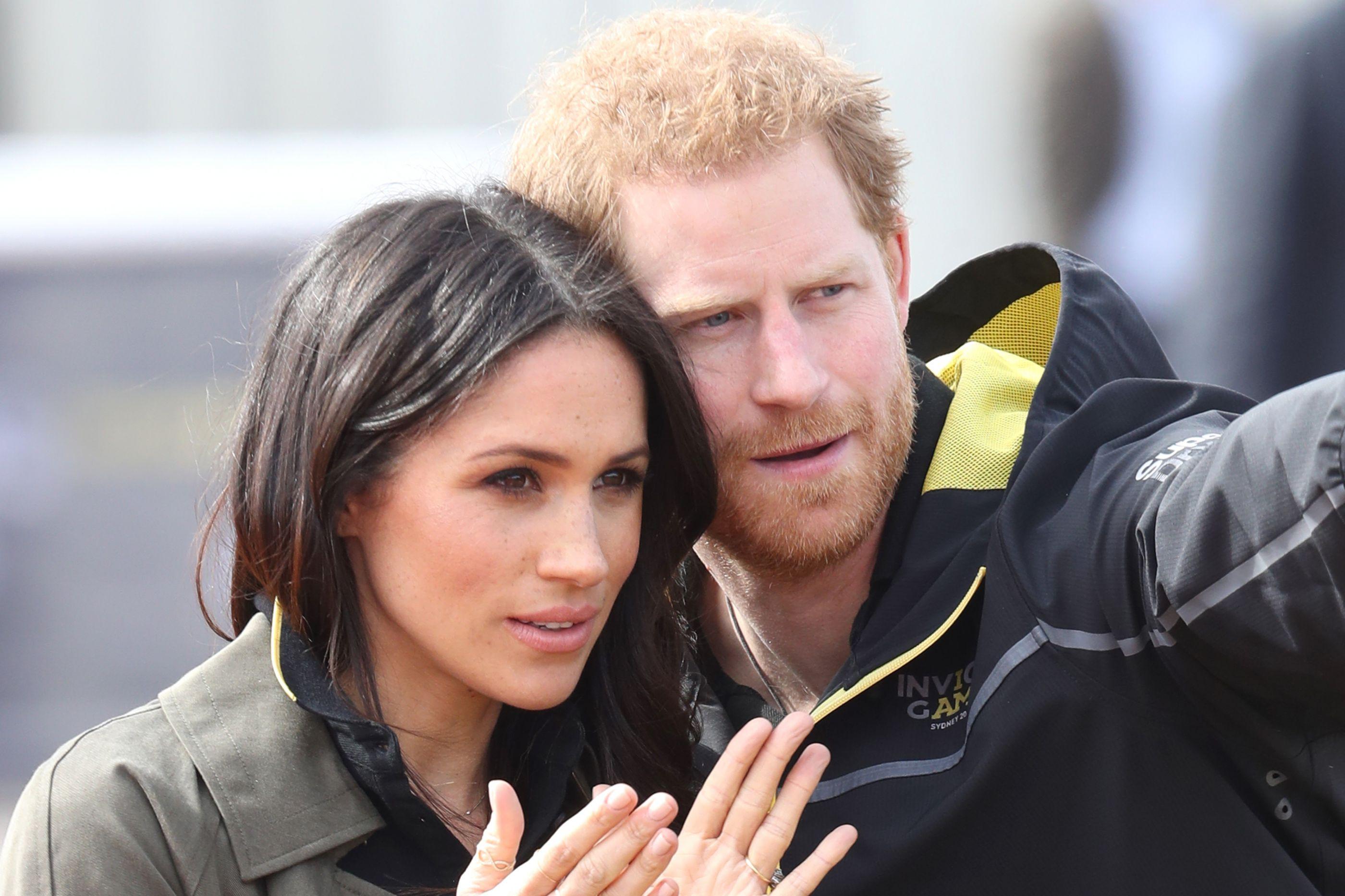 Meghan Markle e Harry querem ir viver para fora de Inglaterra
