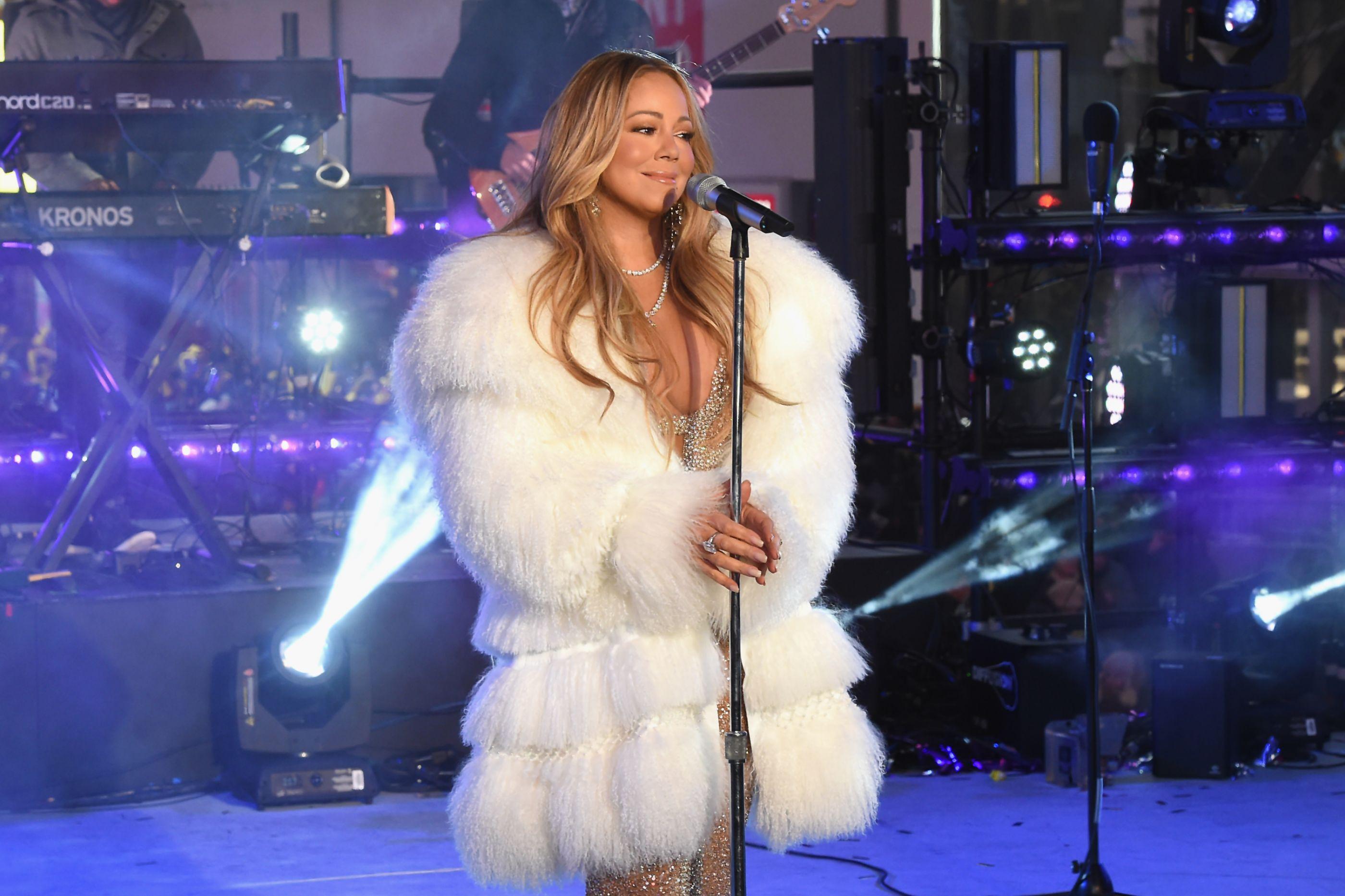Quando atingiu o estrelato, Mariah Carey viveu grave crise emocional