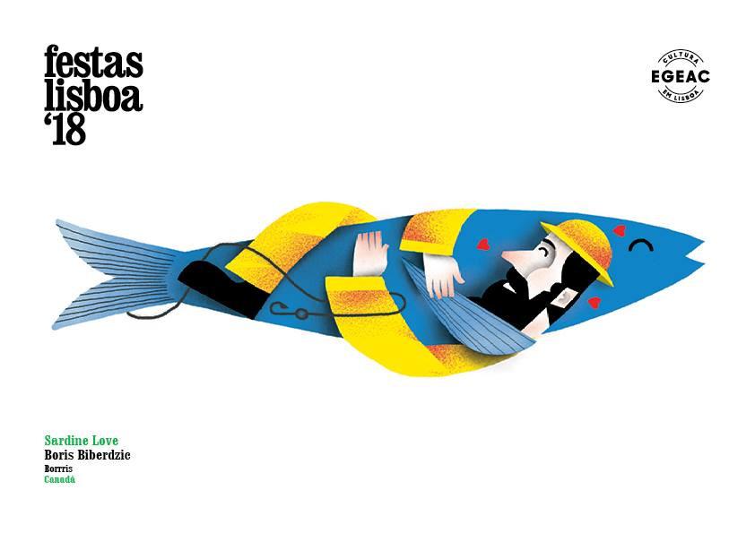 As sardinhas mais bonitas dos Santos Populares