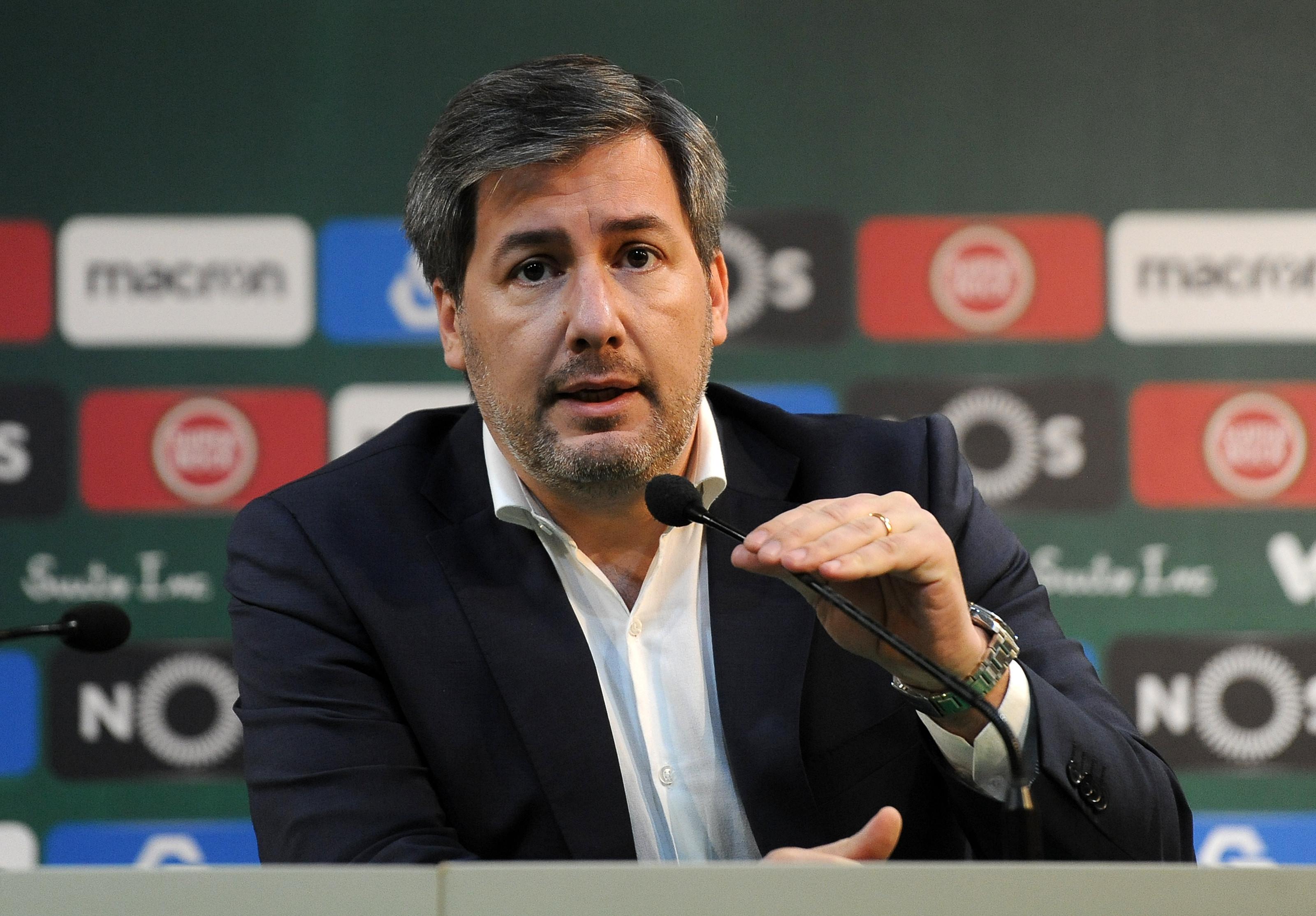 Bruno de Carvalho expulso de sócio do Sporting