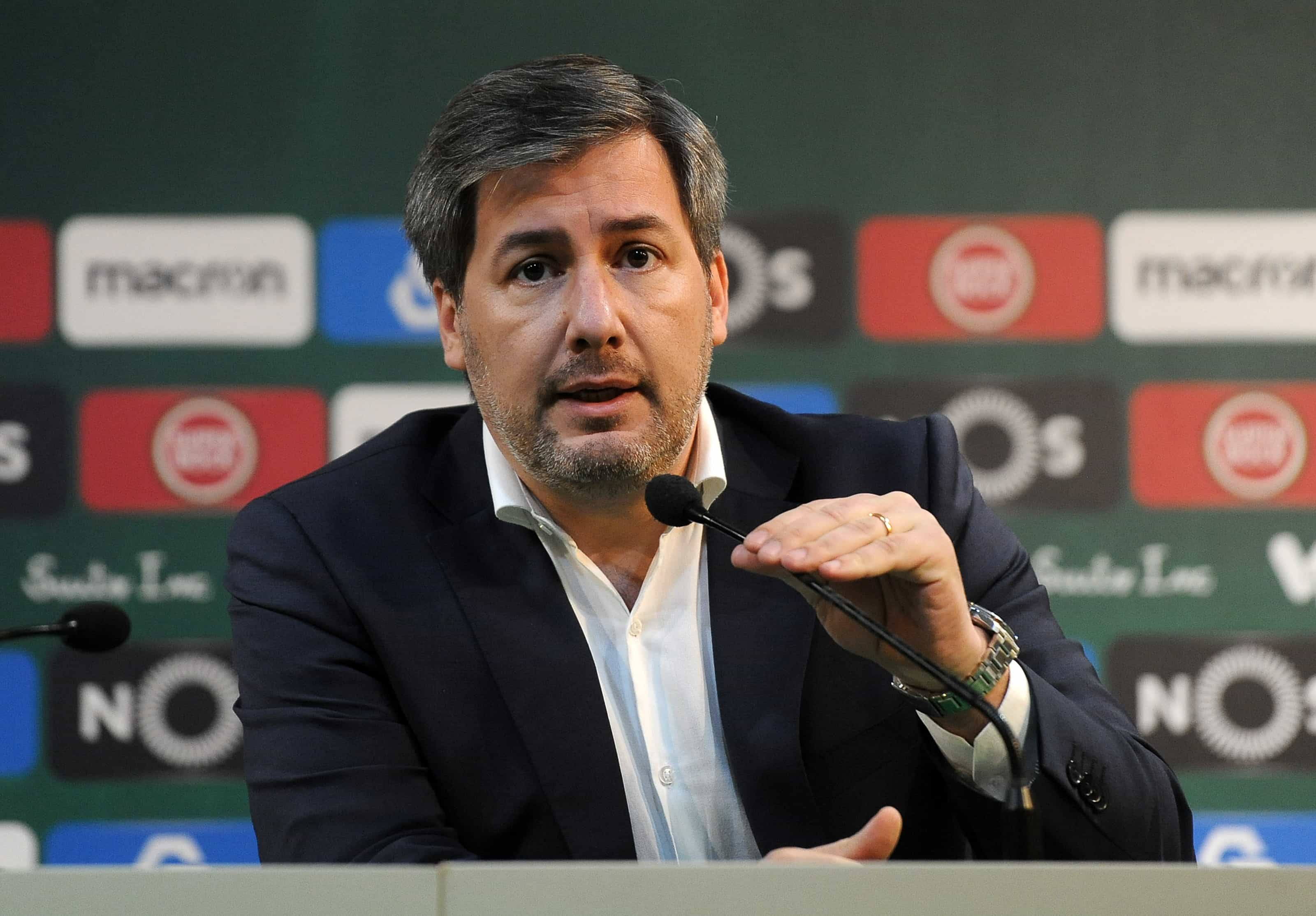 Bruno de Carvalho expulso de sócio do Sporting