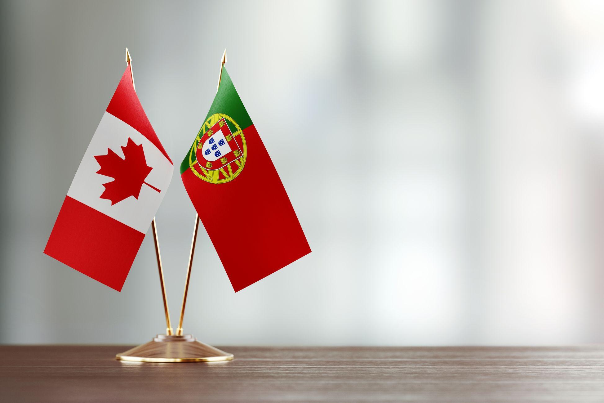 """""""Comunidade portuguesa no Canadá é um exemplo de integração"""""""