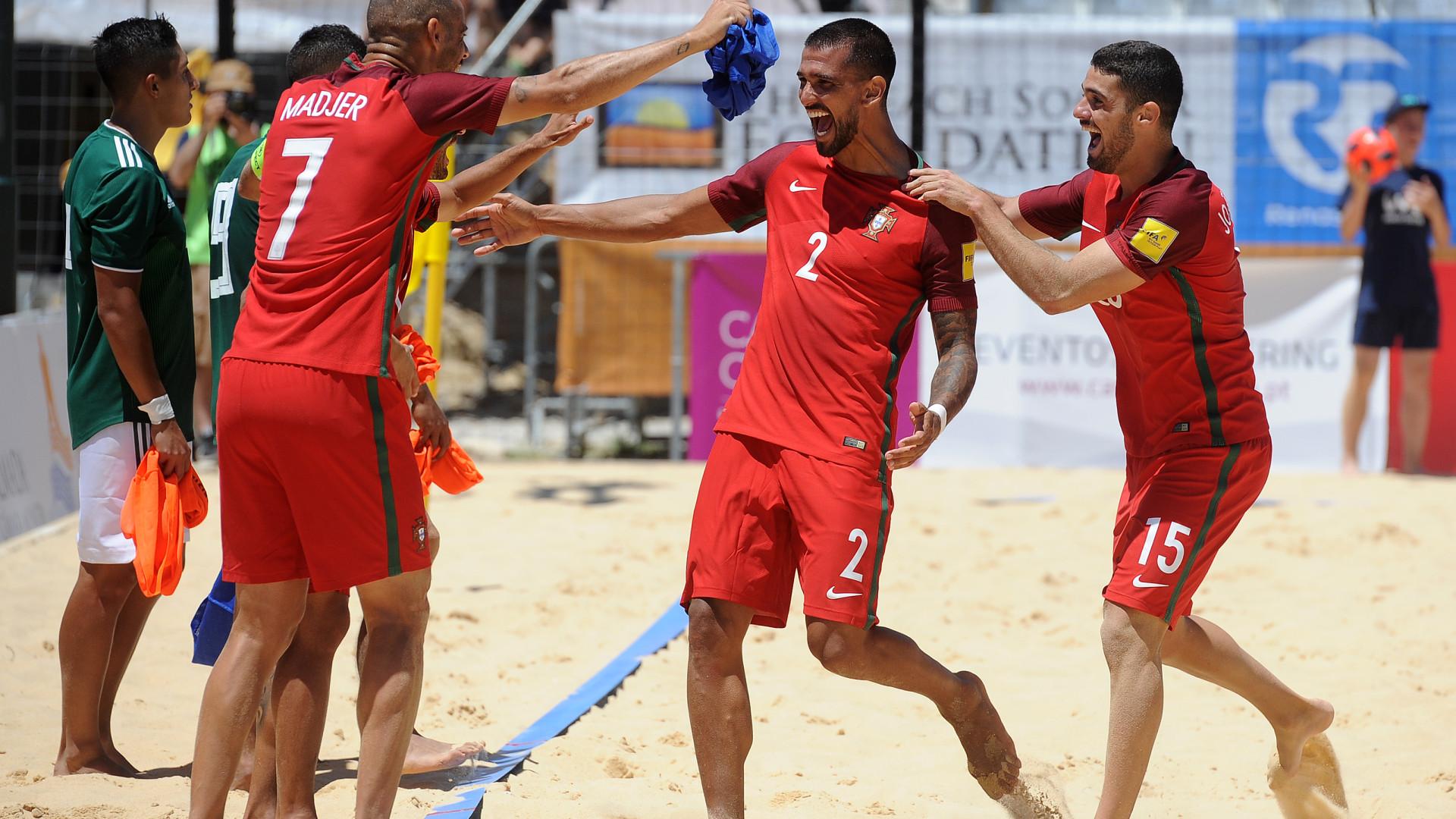 Futebol de praia figueira da foz