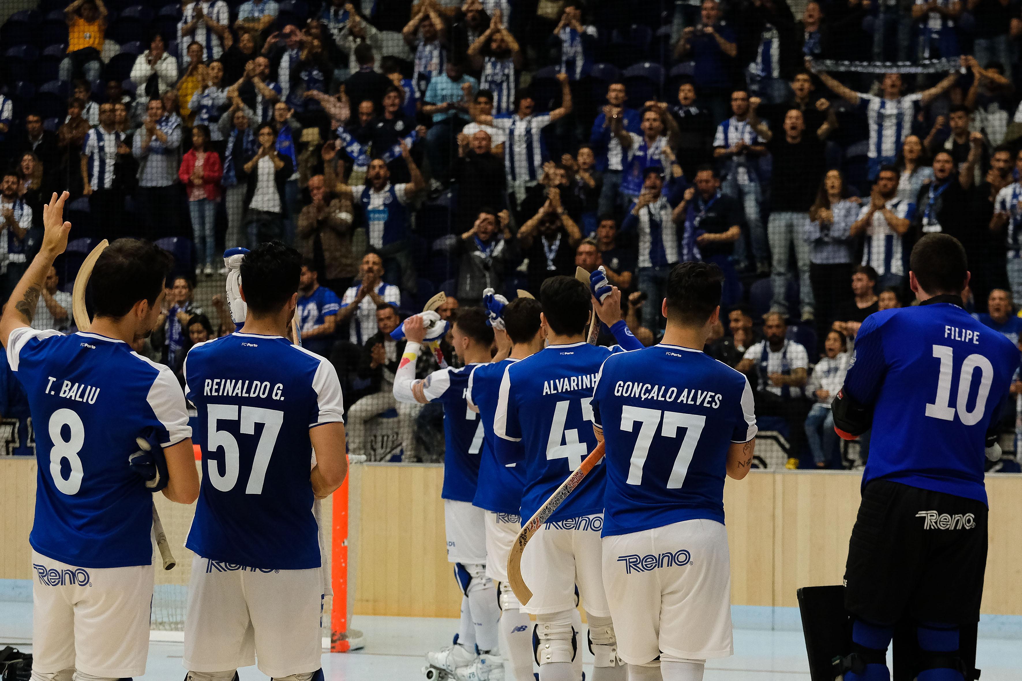 'Zaragata' no hóquei em patins esclarecida pelo FC Porto