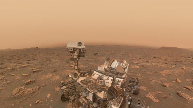NASA recuperou o Curiosity ao ativar segundo 'cérebro' do rover