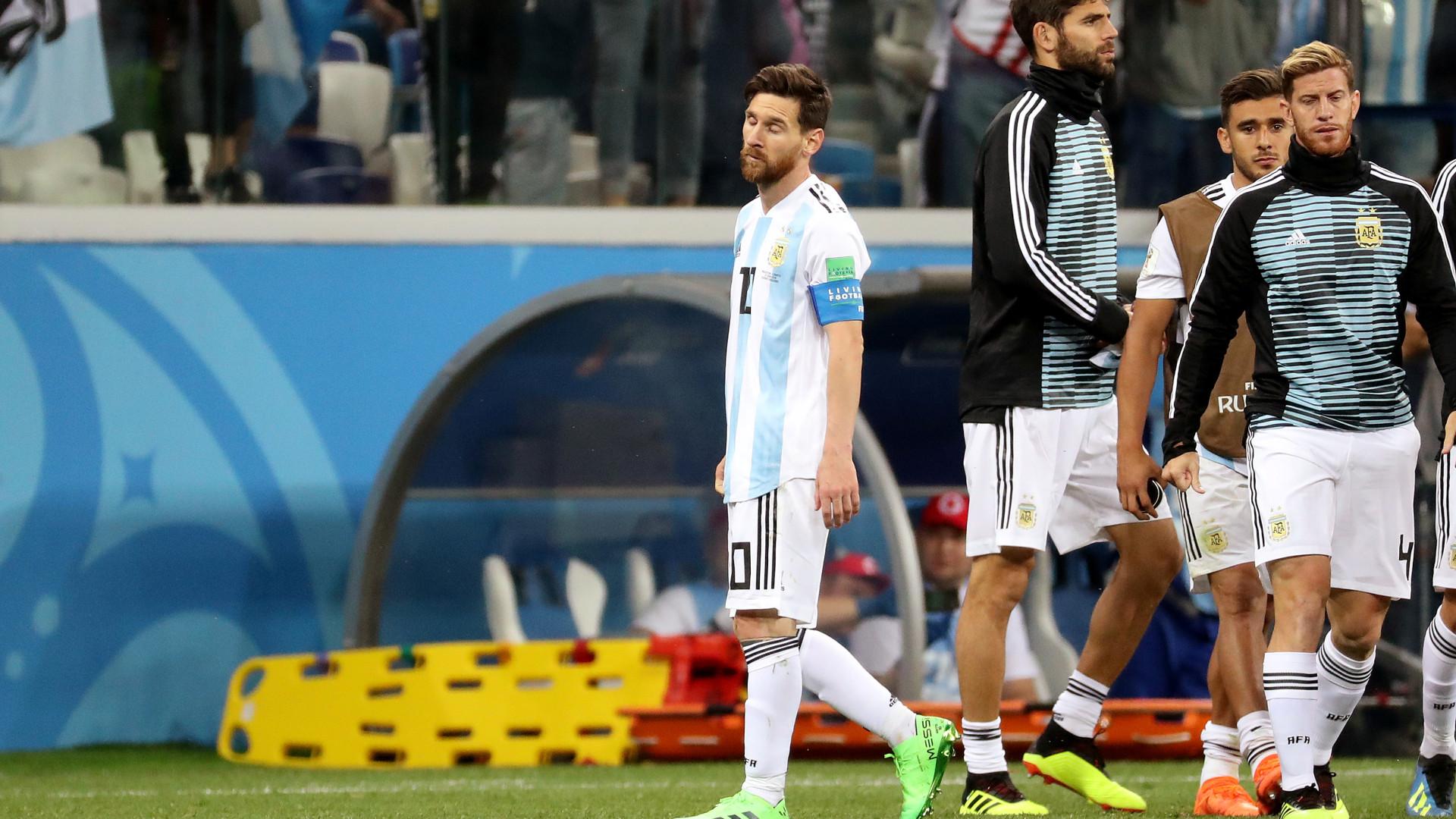 f2907deca1851 O que precisa a Argentina de fazer para seguir em frente no Mundial