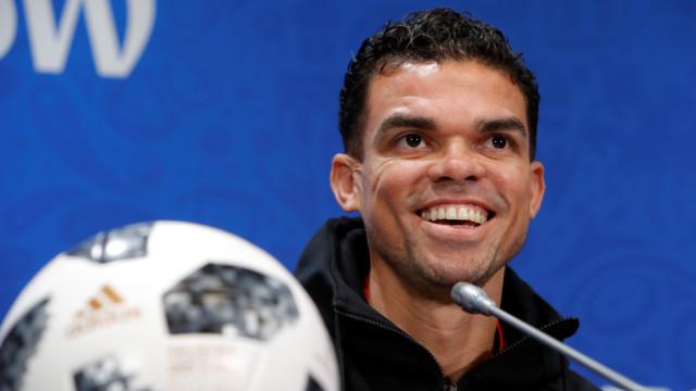 Pepe pode estar de regresso ao FC Porto