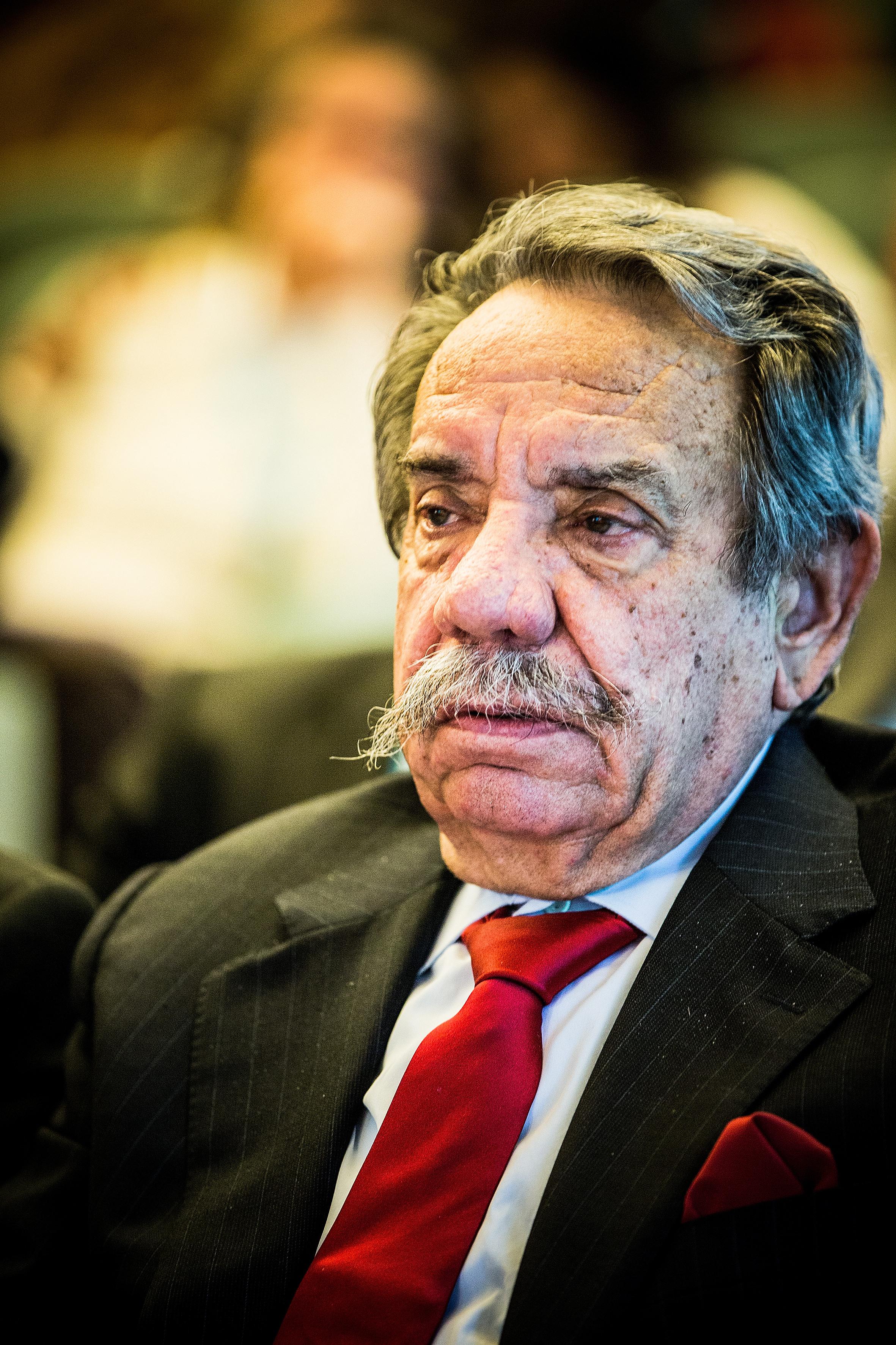Morreu Arnaldo Matos, fundador do PCTP-MRPP