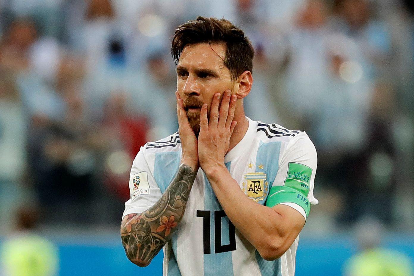 """""""Messi na seleção? Não se pode apostar sempre no milagre"""""""