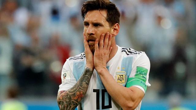Lionel Messi está (mesmo) de regresso à seleção