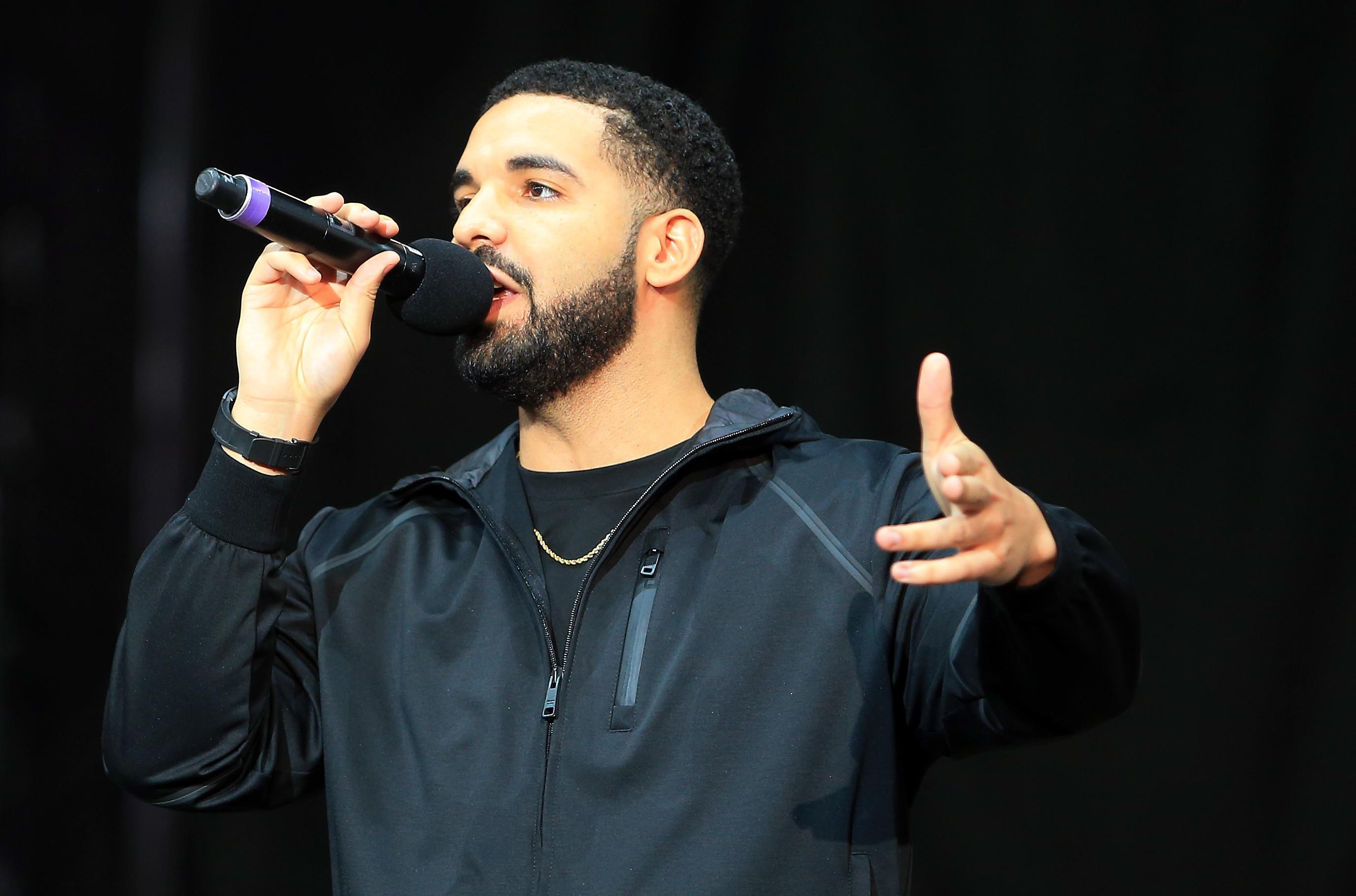 Drake manifesta-se no Instagram após ser impedido de jogar em casino