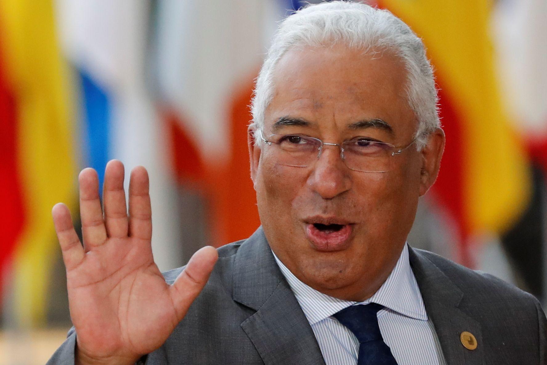 """Portugal tem """"mais margem para acomodar fatores de incerteza"""", diz Costa"""
