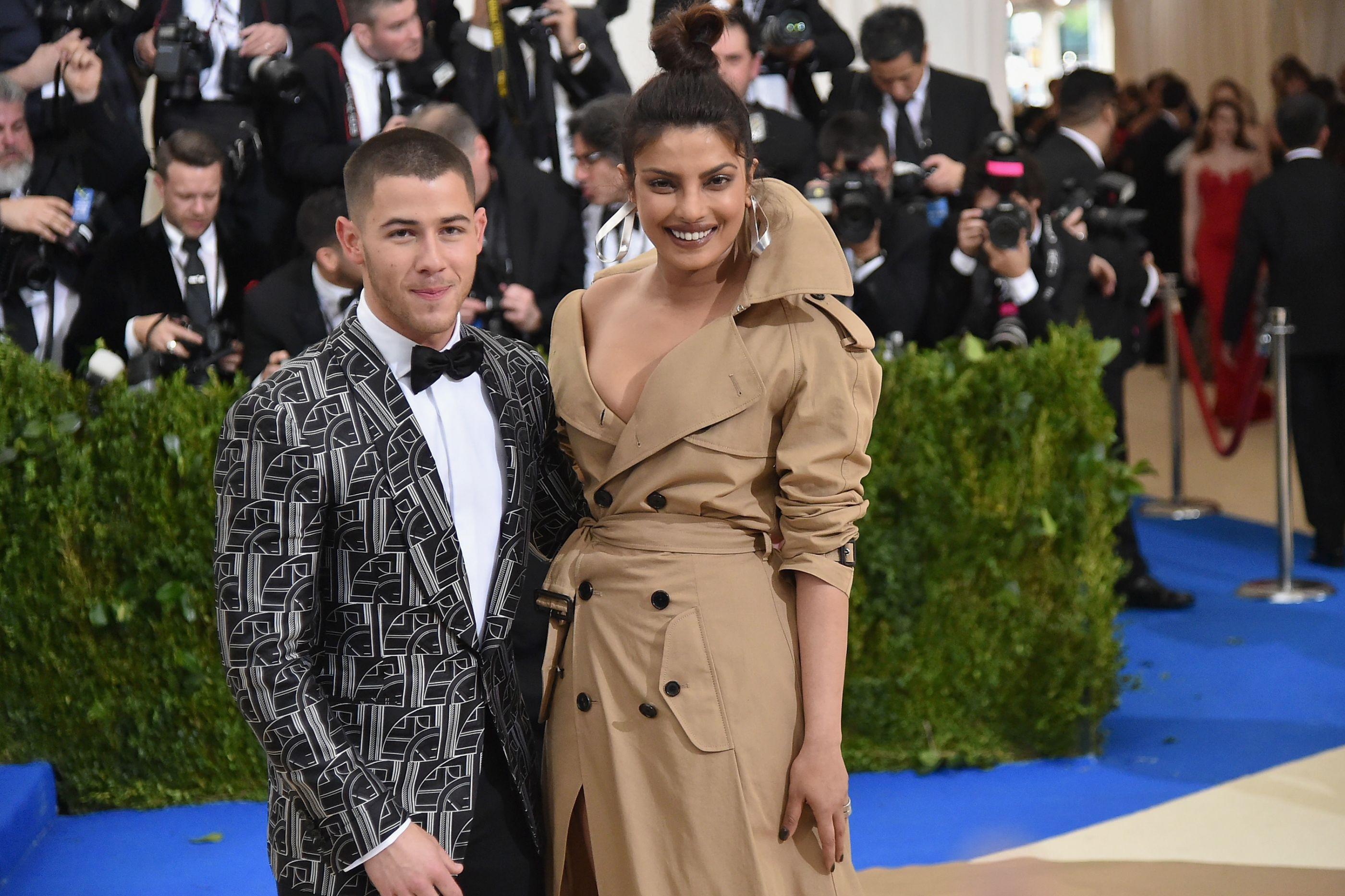 Nick Jonas e Priyanka Chopra já são marido e mulher!
