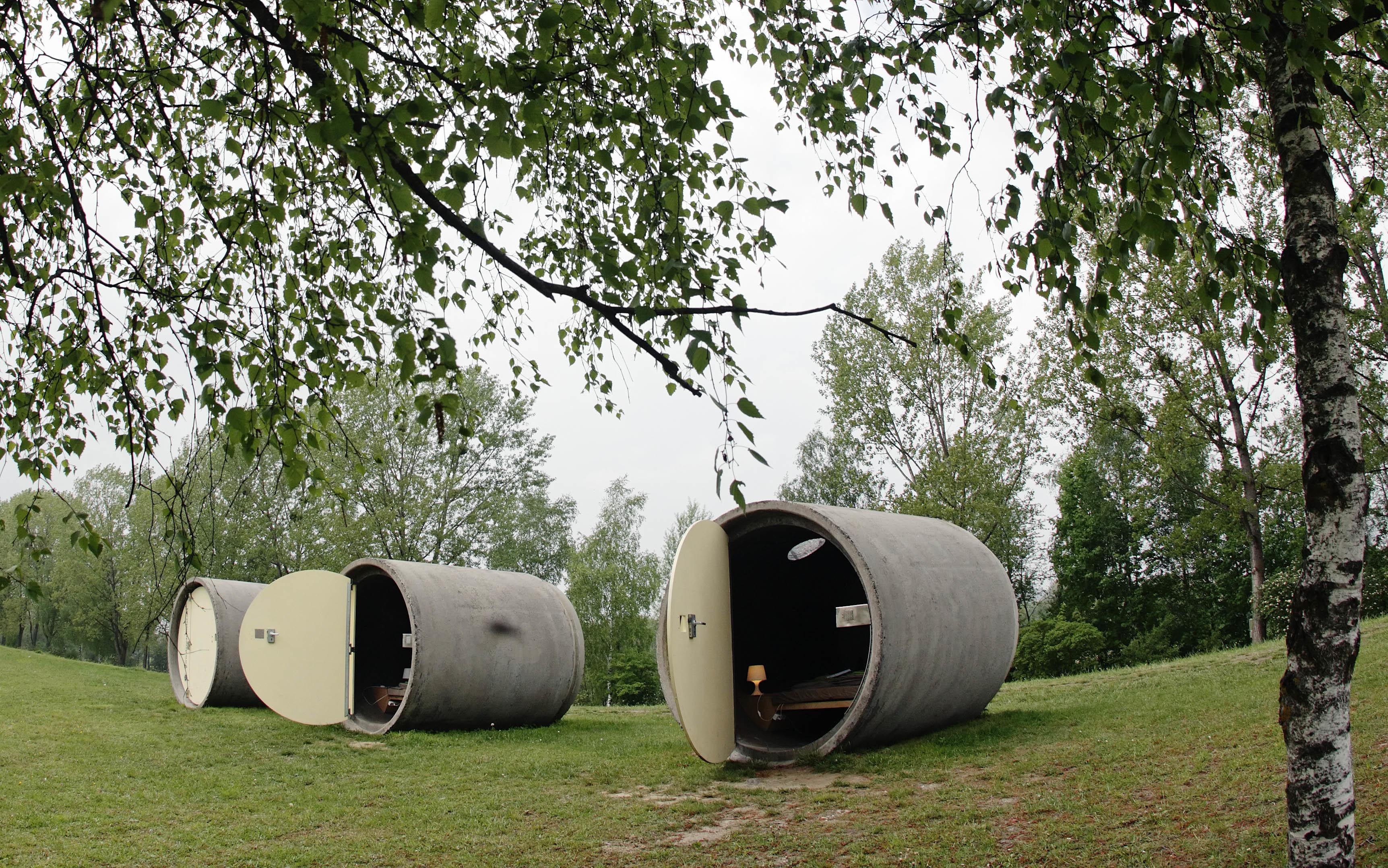 Criatividade: Os hotéis mais peculiares do mundo