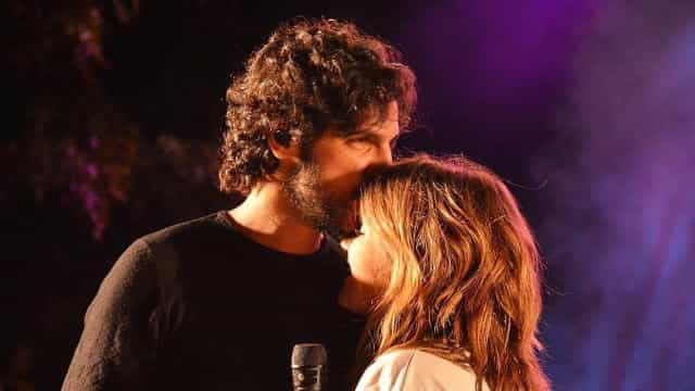 Carolina Deslandes recorda os dois pedidos de casamento de Diogo Clemente
