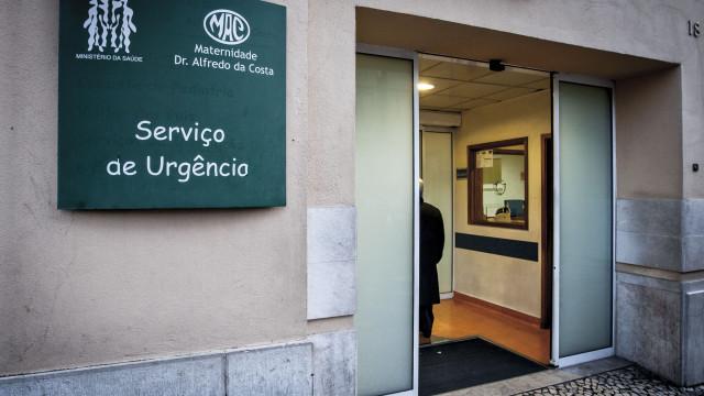 Falta de anestesistas condiciona urgência da Maternidade Alfredo da Costa