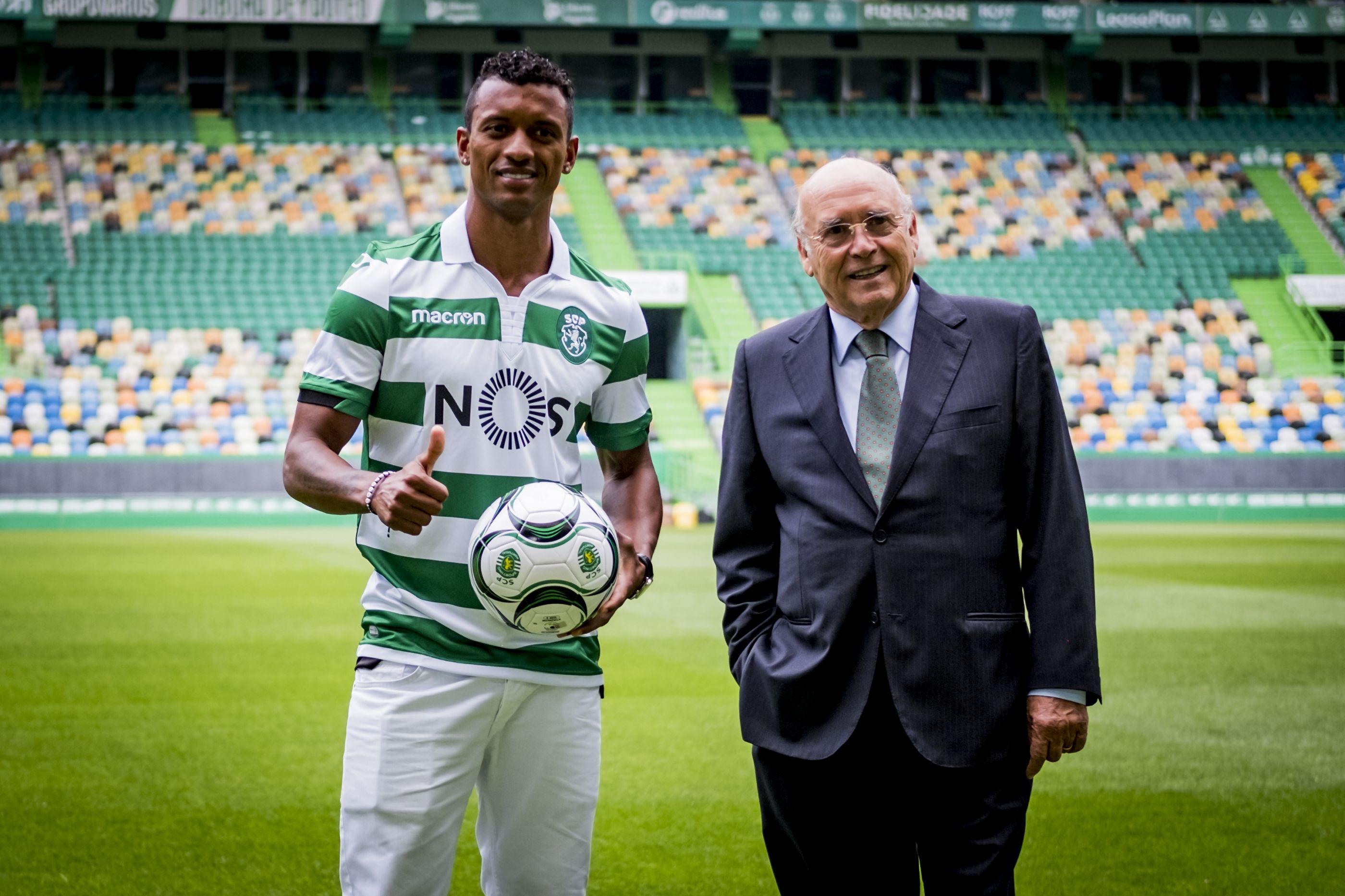 Valencia assegura percentagem de futura transferência de Nani