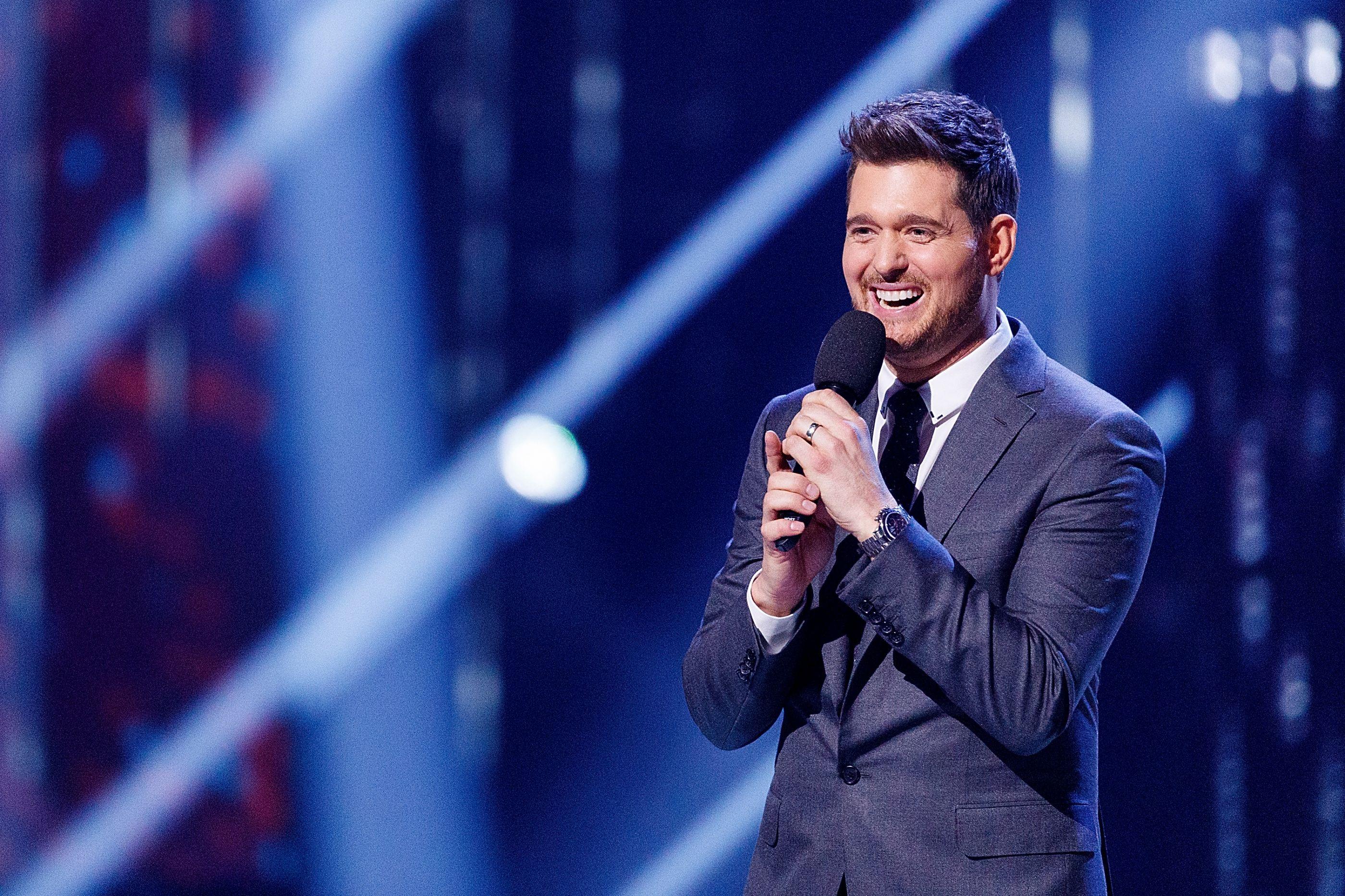 Michael Bublé tem regresso a Portugal já marcado