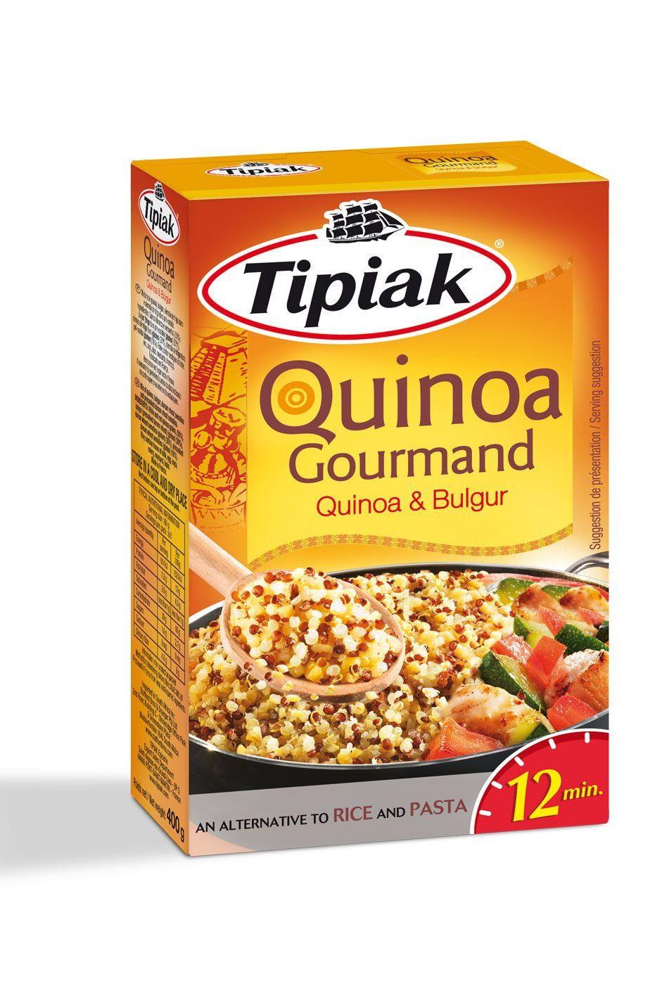 Couscous e quinoa gourmet: A Tipiak já chegou a Portugal