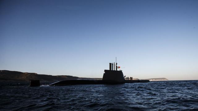 """PSD pede explicações sobre """"adiamento"""" da reparação do submarino Arpão"""