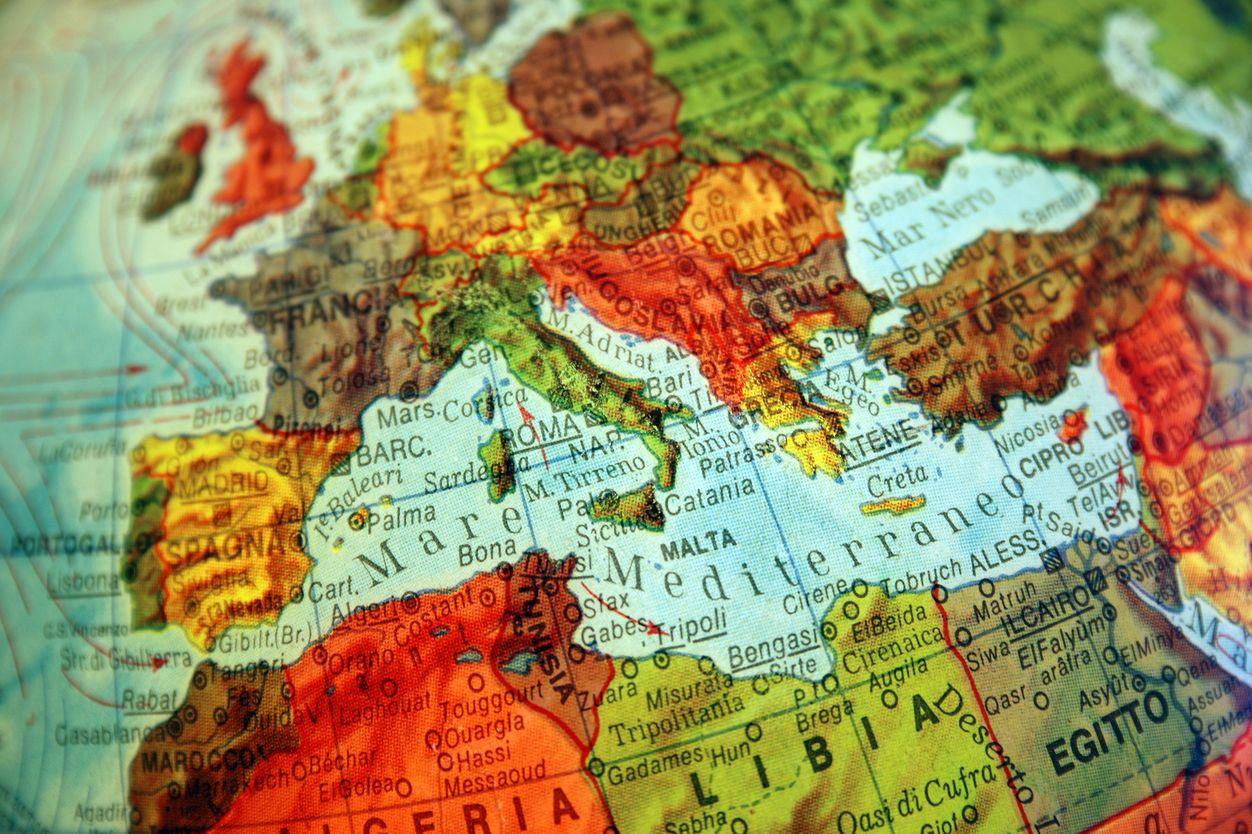 Mediterrâneo sofrerá efeitos mais graves das alterações climáticas