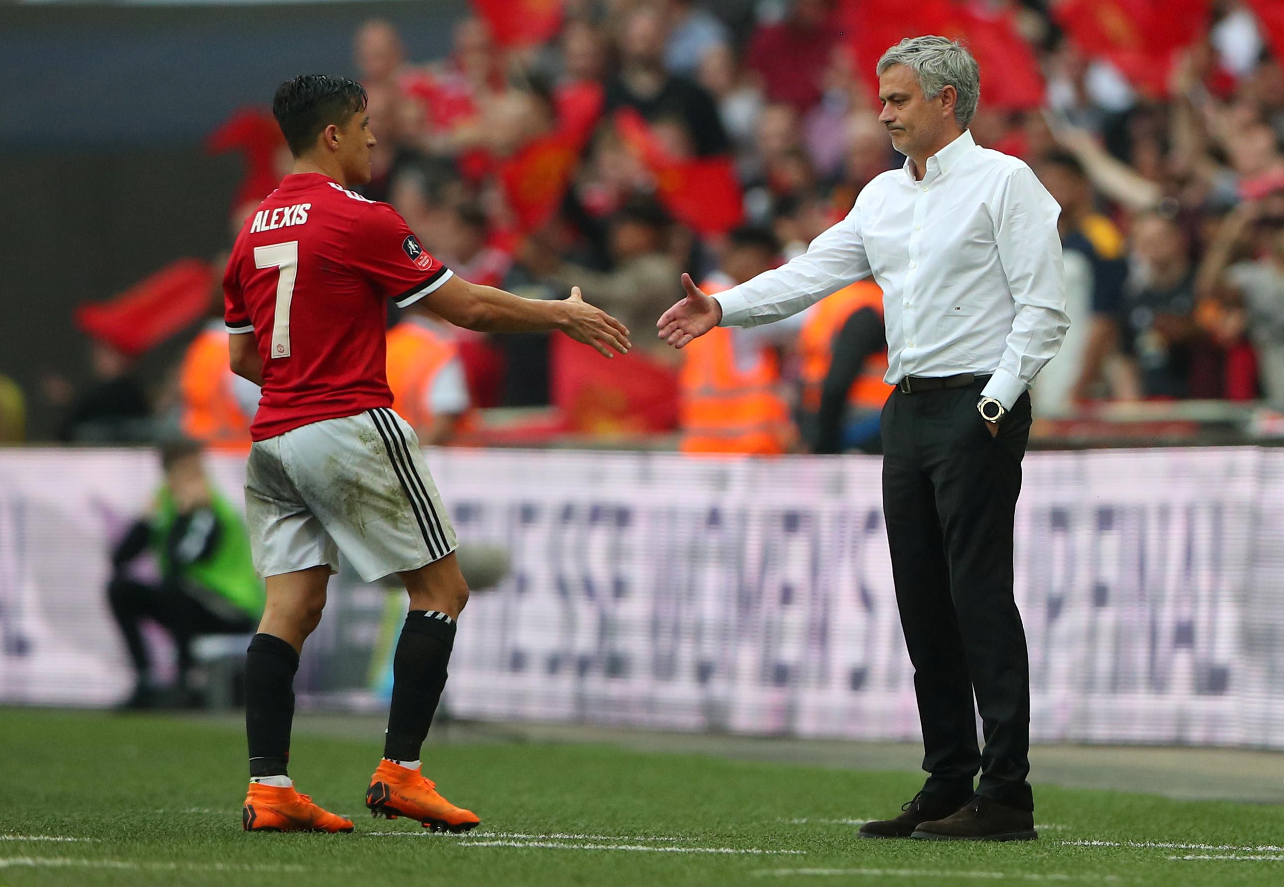 O que mudou após a saída de Mourinho? Sánchez explica isso numa palavra