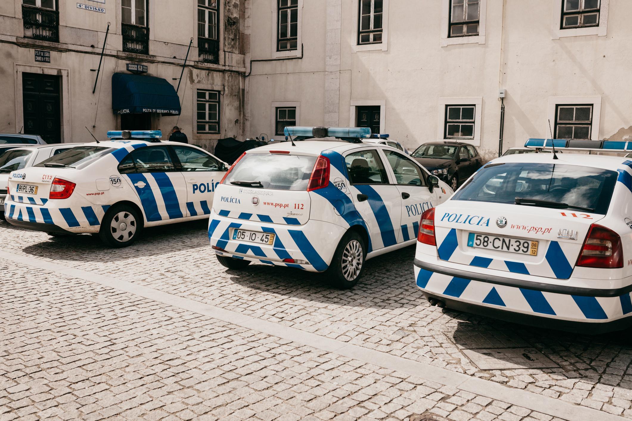 """Novas viaturas da PSP vão """"colmatar necessidades"""" em todo o país"""