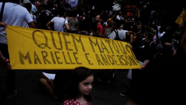 Detidos dois polícias militares suspeitos do homicídio de Marielle Franco